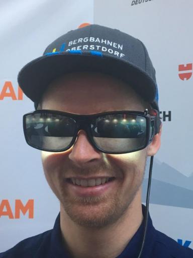 Stefan Luitz OSRAM-Lichtbrille