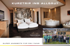 Panorama Hotel Oberjoch, Angebot
