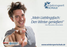 WintersportSCHULE, Felix Neureuther