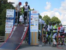 Internationaler Inline Cup und Dolomiti Cup, 15./16. Juli 2017, Münchner Westpark