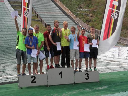 Deutsche Seniorenmeisterschaft Skisprung