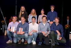 Viessmann-Juniorsportler des Jahres 2017