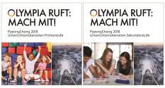 Olympia ruft: Mach mit