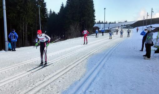 DSV JOKA Schülercup, Oberhof, 27. - 28.01.2018