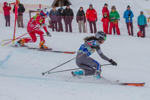 Johanna Holzmann, Weltcup Oberjoch 2018
