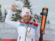 Johanna Holzmann, Gesamtweltcup 2018