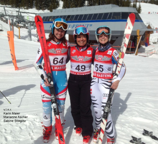FIS Masters World Criterium Alpin in Big Sky, Montana