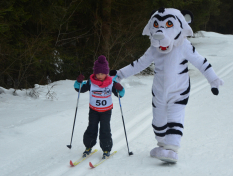 DSV-Talenttag Skilanglauf