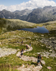 adidas Trailrunning-WM in Bad Gastein