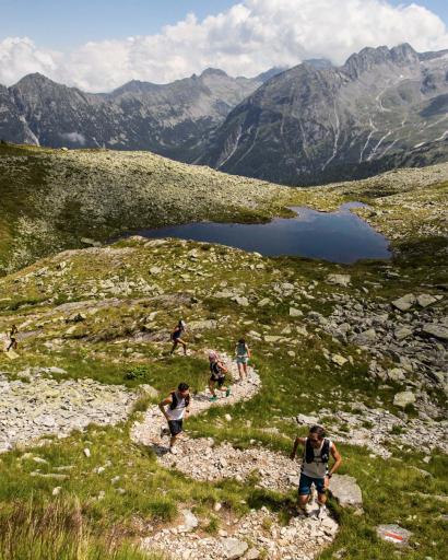 adidas Trailrunning-WM in Bad Gastein