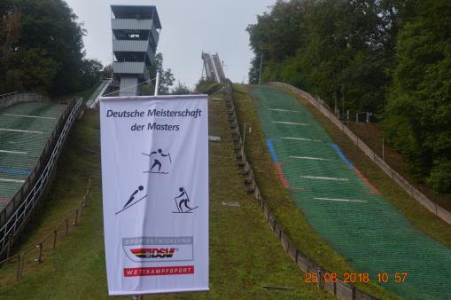 Deutsche Meisterschaften Senioren Skisprung 2018
