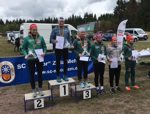 Deutsche Meisterschaften 2018, Zella-Mehlis