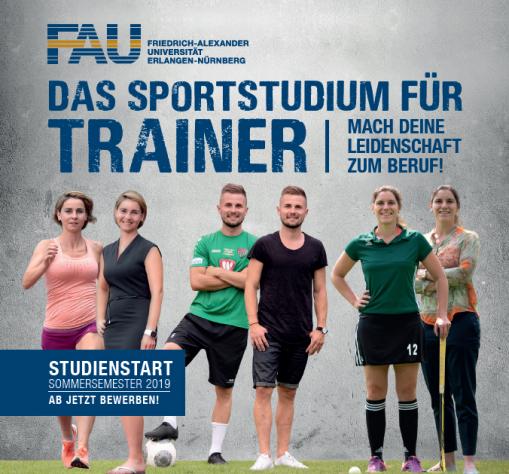 B.A. Sportwissenschaft, FAU Erlangen-Nürnberg