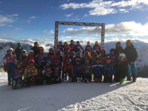 DSV-Nachwuchscamp Alpin, Sölden