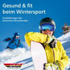 Gesund & fit beim Wintersport
