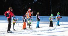 DSV-Talenttage Skilanglauf, SC Steinheid/Thüringen