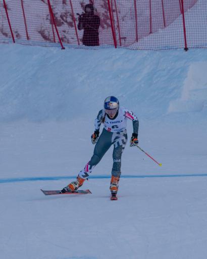 Johanna Holzmann, Sprint