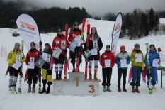 DSV Schülercup, Alpin, Wildschönau