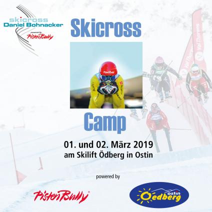 Pistenbully Ski Cross Camp, Ostin