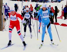 Annette Ammann, Masters World Cup, Beitostølen 2019