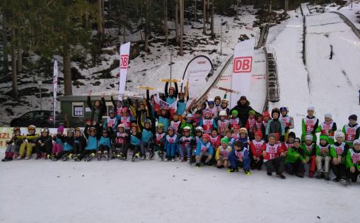 Winterfinale Jugend trainiert für Olympia & Paralympics 2019