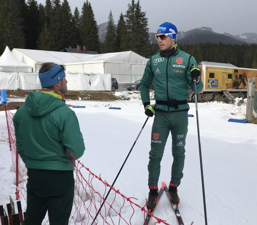 DSV-Verbundstudium zum Trainer im Skisport