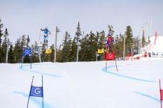 Teambewerb, Telemark-WM 2019, Rjukan