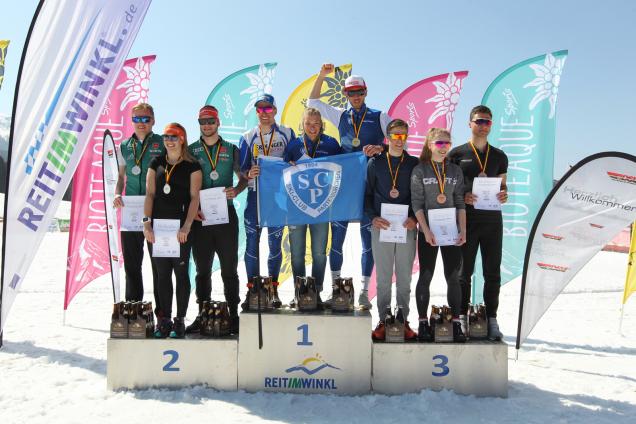 Deutsche Langlaufmeisterschaft in Reit im Winkl