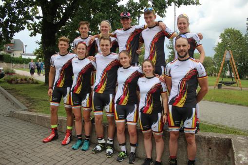 DSV-Team Rollski Nordisch 2019