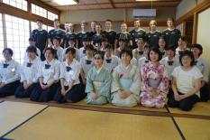 Deutsch-Japanischer Sportjugend Simultanaustausch 2019