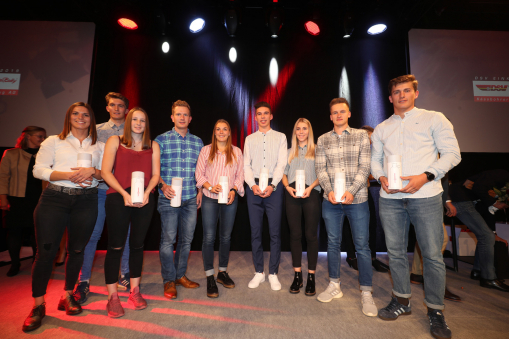Viessmann-Juniorsportler 2019
