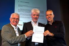 Unterzeichnung UN-Deklaration Sports for Climate Action Framework