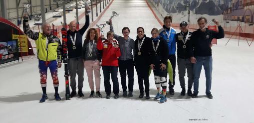Saisonstart Alpin Masters 2019/2020