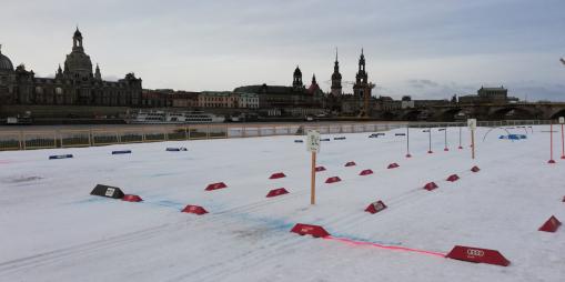 DSV on tour, Weltcup Dresden