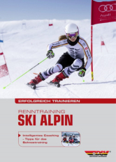 Cover Trainingshandbuch Renntraining Ski Alpin