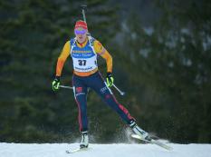 IBU Biathlon-Weltcup Ruhpolding, 15.01.2020, Sprint Damen