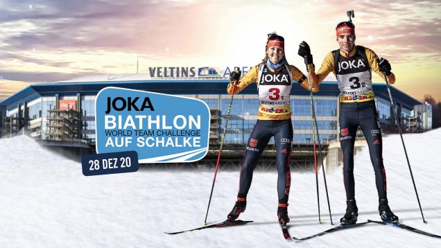 WTC Biathlon auf Schalke 2020