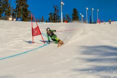 Johanna Holzmann, Rjukan 2020, Sprint