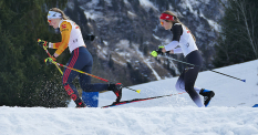 Deutsche Meisterschaft Langlauf Oberstdorf 2020, Sprint