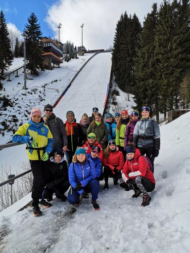 DSV-Jugendlager JWM 2020, Oberwiesenthal