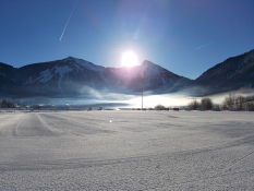 Jugendlager zur Nordischen Ski-WM 2021