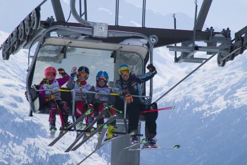 DSV-Talenttage Ski Alpin