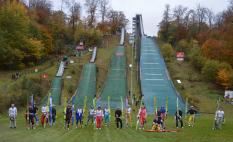 Deutsche Meisterschaft Skispringen Masters 2020
