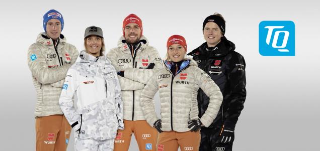 TQ-Systems, Teampartner Langlauf, Skisprung, Nordische Kombination, Ski Cross und Freeski