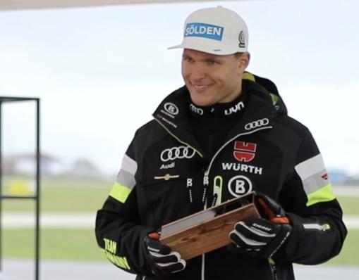 Thomas Dreßen, Skisportler des Jahres 2020