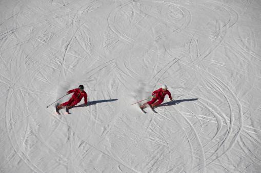 BLT Alpin, Luftaufnahme
