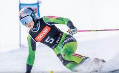 Johanna Holzmann, Telemark-WC Thyon