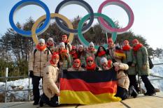 Deutsches Olympisches Jugendlager Peking 2022