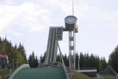 Schanze in Klingenthal