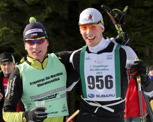 Erzgebirgs-Ski-Marathon 2011